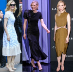 Cate Blanchett In Jonathan Simkhai,  Antonio Marras & Lanvin - Good Morning America, The Tonight Show Starring Jimmy Fallon & 'Carol' New York Premiere