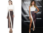Chrissy Teigen's Solace London Nicks Skirt