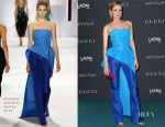 Diane Kruger In Monique Lhuillier - LACMA 2015 Art+Film Gala