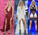 Ellie Goulding In Versus Versace & Fausto Puglisi - 2015 Victoria's Secret Fashion Show