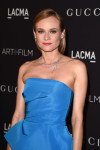 Diane Kruger in Monique Lhuillier