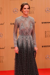 Hilary Swank in Naeem Khan