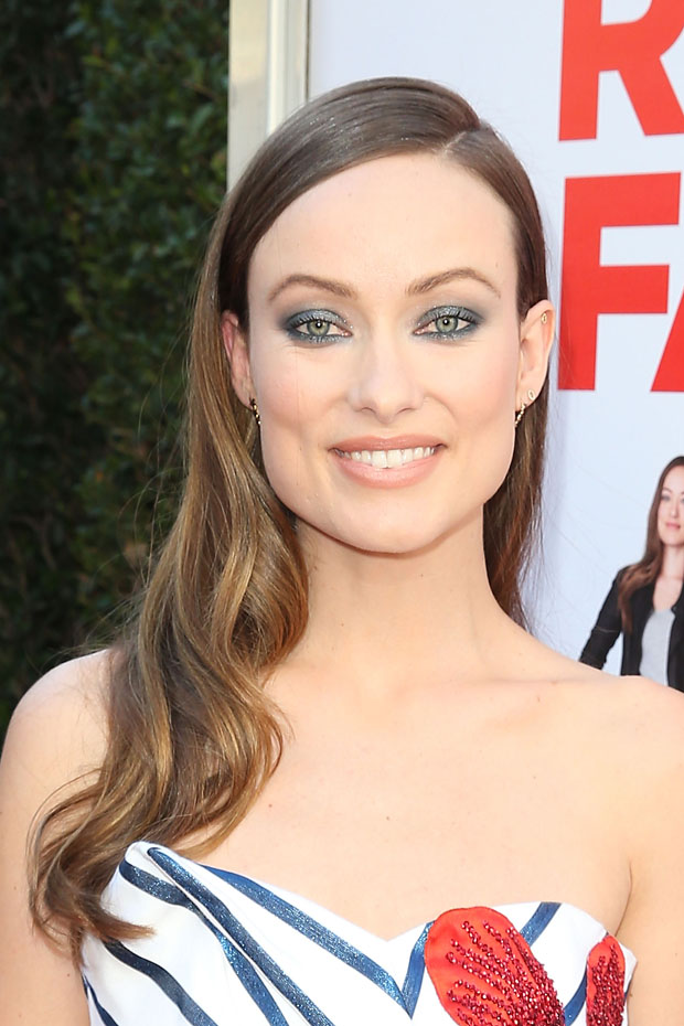Olivia Wilde love the coopers