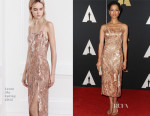 Gugu Mbatha-Raw In Jason Wu - Academy Of Motion Picture Arts And Sciences' 7th Annual Governors Awards