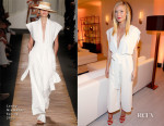 Gwyneth Paltrow In Lenny Niemeyer - RH Unveils RH Modern Gallery