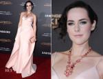 Jena Malone In Gauri & Nainika - 'The Hunger Games: Mockingjay – Part 2' LA Premiere