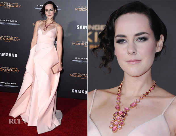 Jena Malone In  Gauri & Nainika - 'The Hunger Games Mockingjay – Part 2' LA Premiere