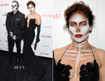 Jennifer Lopez In Michael Costello - Heidi Klum's 16th Annual Halloween Party