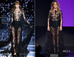 Jennifer Lopez in zuhair murad couture 2 amas