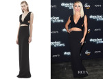 Julianne Hough's Solace London Larina Maxi Dress