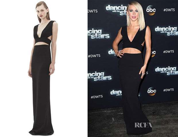 Julianne Hough's Solace London 'Larina Maxi Dress