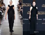 Julianne Moore In Jason Wu - 'The Hunger Games: Mockingjay - Part 2' Berlin Premiere