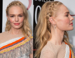 Get The Look: Kate Bosworth's 'The Art Of More' Grecian-Inspired Braid