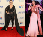 Katy Perry In Yousef Al-Jasmi & Alexis Mabille Haute Couture - David Lynch Foundation Benefit Concert