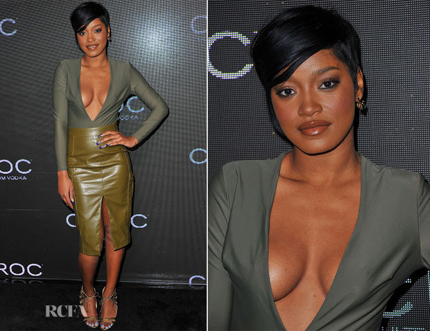 Keke Palmer In House of CB - Sean 'Diddy' Combs Exclusive Birthday