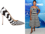 Kerry Washington's Nicholas Kirkwood Zig Zag Pumps