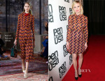 Kirsten Dunst In Gucci -  PEN Center USA's 25th Annual Literary Awards Festival