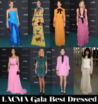 Who Was Your Best Dressed At The LACMA 2015 Art+Film Gala?