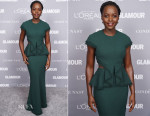 Lupita Nyong'o In Jason Wu - 2015 Glamour Women of the Year Awards