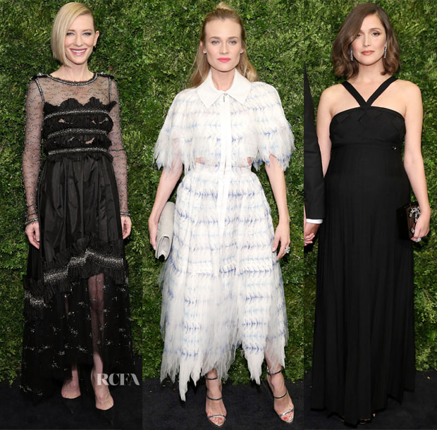 Museum of Modern Art's 8th Annual Film Benefit Honouring Cate Blanchett