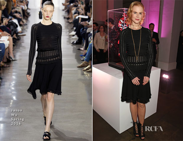 Nicole Kidman In Jason Wu - Photograph 51' Charity Performance After Party