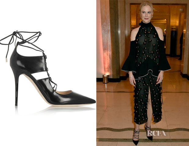 Nicole Kidman's Jimmy Choo Hoops Pumps