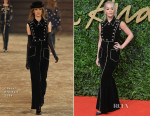 Rita Ora In Chanel - 2015 British Fashion Awards