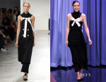 Rooney Mara In Proenza Schouler - The Tonight Show Starring Jimmy Fallon