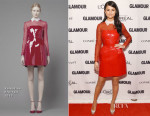 Selena Gomez In Valentino - 2015 Glamour Women of the Year Awards