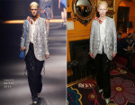 Tilda Swinton In Lanvin - 'A Bigger Splash' London Premiere