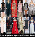 Which Was Your Favourite Lea Seydoux 'Spectre' Promo Tour Look?