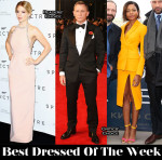 Best Dressed Of The Week - Lea Seydoux In Miu Miu, Naomie Harris In Altuzarra & Daniel Craig In Tom Ford