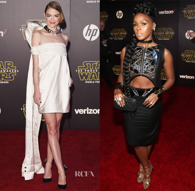 'Star Wars The Force Awakens' LA Premiere Red Carpet Roundup2