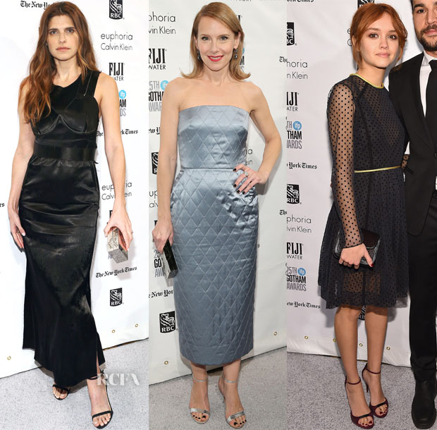 25th IFP Gotham Independent Film Awards Red Carpet Roundup 2