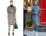 Alexa Chung's Totem Chelsea Coat