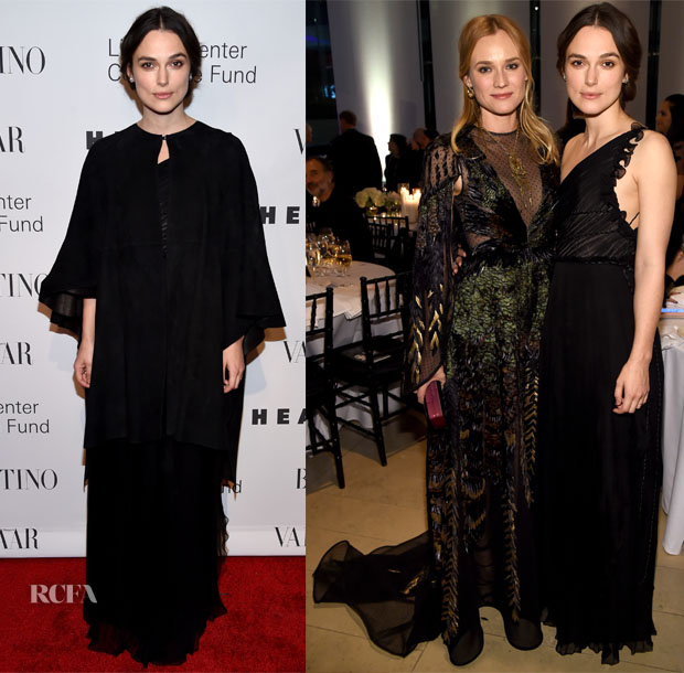 An Evening Honoring Valentino Black Tie Gala 2