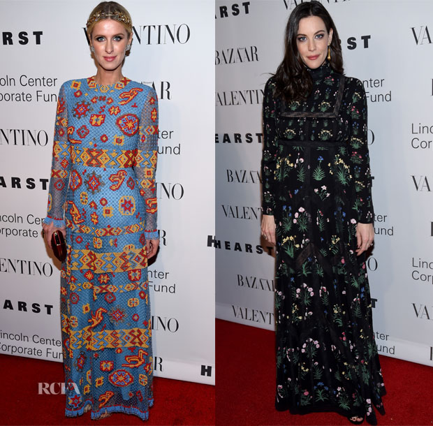 An Evening Honoring Valentino Black Tie Gala 3