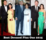 Best Dressed Plus One 2015 - Jenna Dewan Tatum
