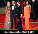Best Ensemble Cast 2015 – 'Spectre'
