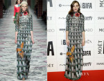 Carey Mulligan In Gucci - 2015 British Independent Film Awards