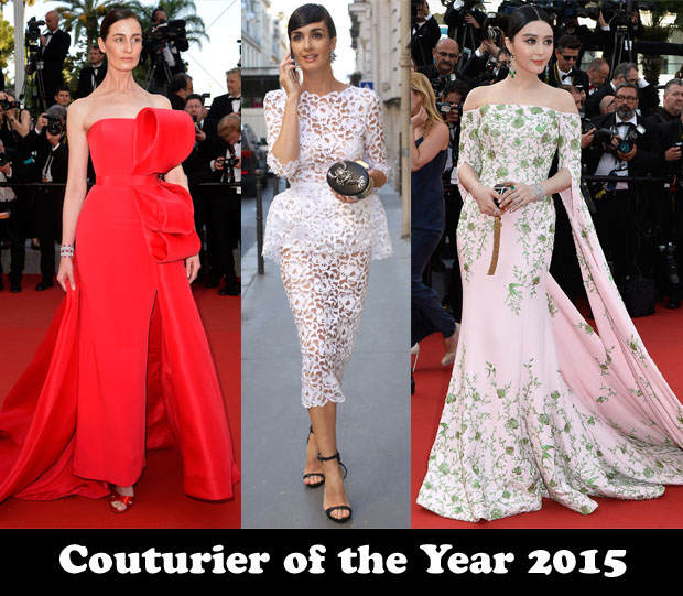 Couturier of the Year 2015