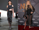 Fergie In Proenza Schouler - 29th FN Achievement Awards