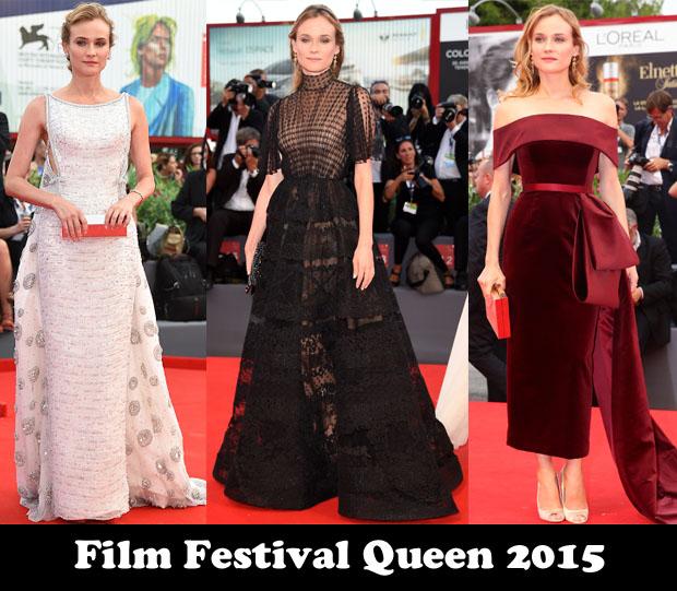 Film Festival Queen 2015 - Diane Kruger