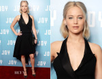 Jennifer Lawrence In Christian Dior Couture - 'Joy' London Screening