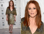Julianne Moore In Saint Laurent - 25th IFP Gotham Independent Film Awards