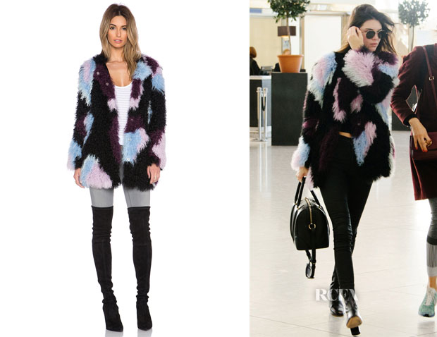 Kendall Jenner's Elizabeth and James Bee Jacket