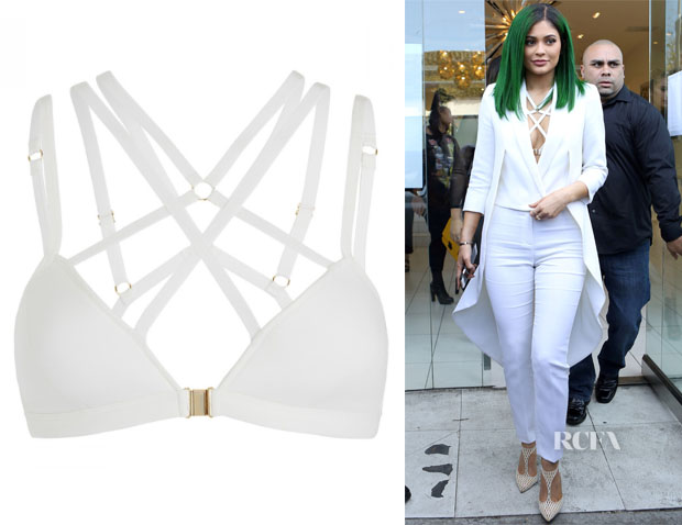 Kylie Jenner's Sass & Bide That Night Bra