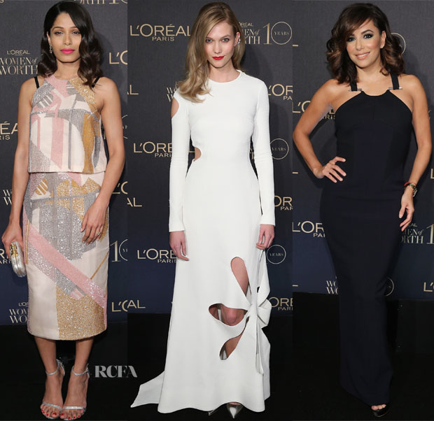 L'Oreal Paris Women of Worth 2015 Celebration