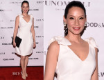 Lucy Liu In Lanvin - Bruno Magli Presents A Taste Of Italy
