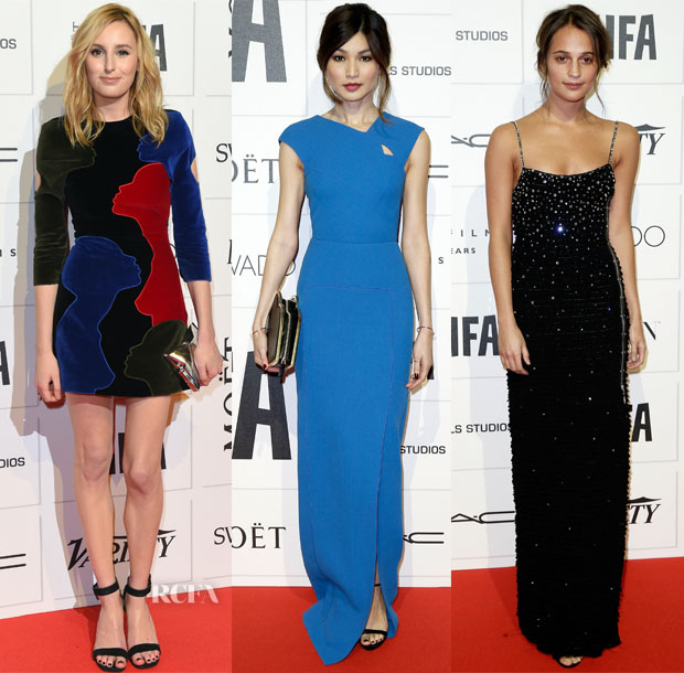 Moet British Independent Film Awards Red Carpet Roundup
